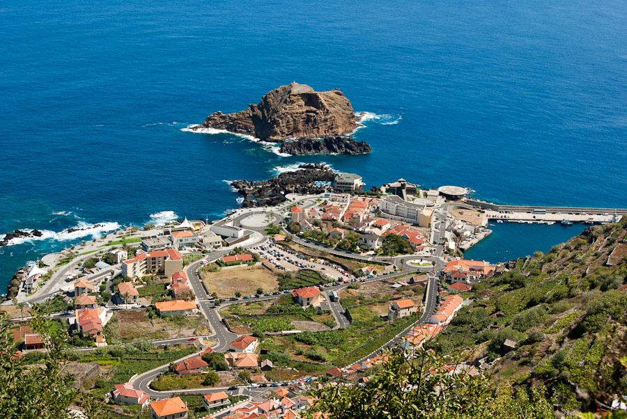 Camara de Lobos. Madeira