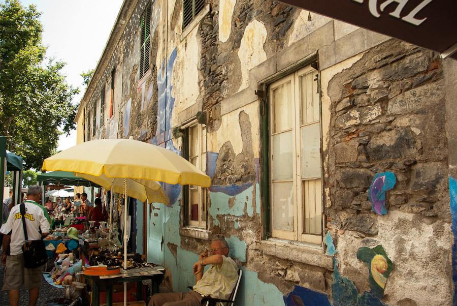 Funchal, alte Stadt