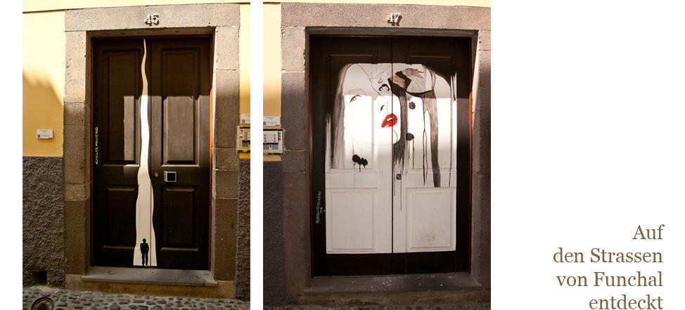 Türen vom Funchal