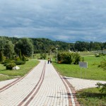 In the Theophania Park, Kiev