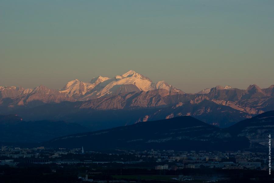 Zwischen Schweiz und Frankreich