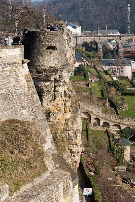 Alte Festung // Вот она, старая крепость. Ух, силище