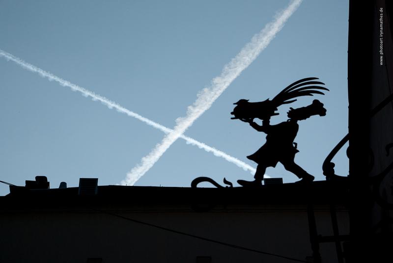 Schilder in Luxemburg //  Городские вывески