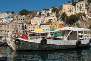Insel Symi, Griechenland