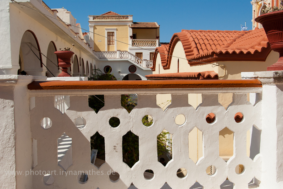 Details. Kloster Panormitis