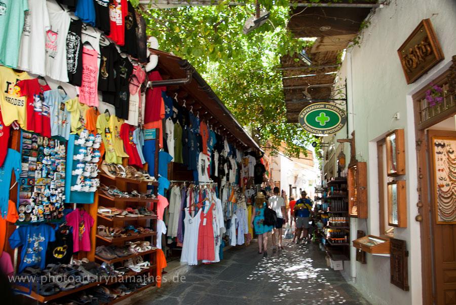 Markt auf den Strassen