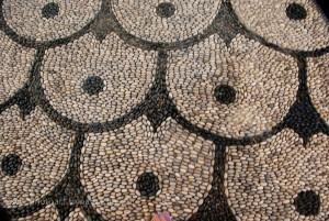 Interessantes Mosaik, Kallithea