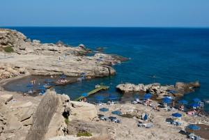 Buchten von Rhodos