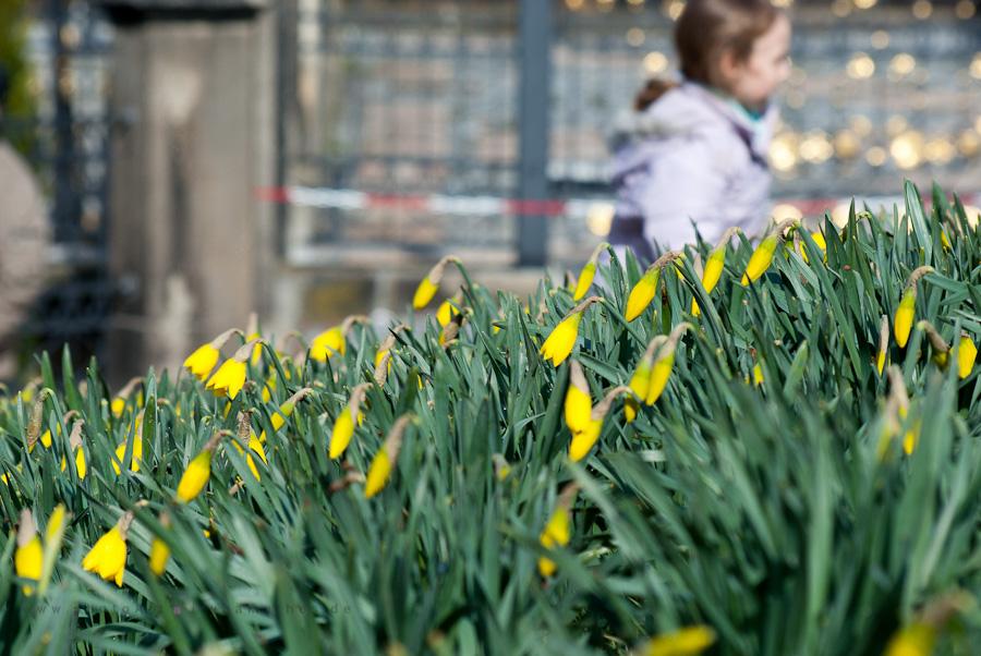 Frühling kommt in Karlovy Vary