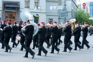 Orchesterparade