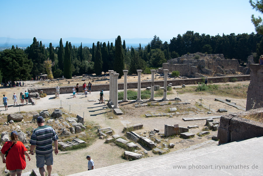 Asklepios Tempel