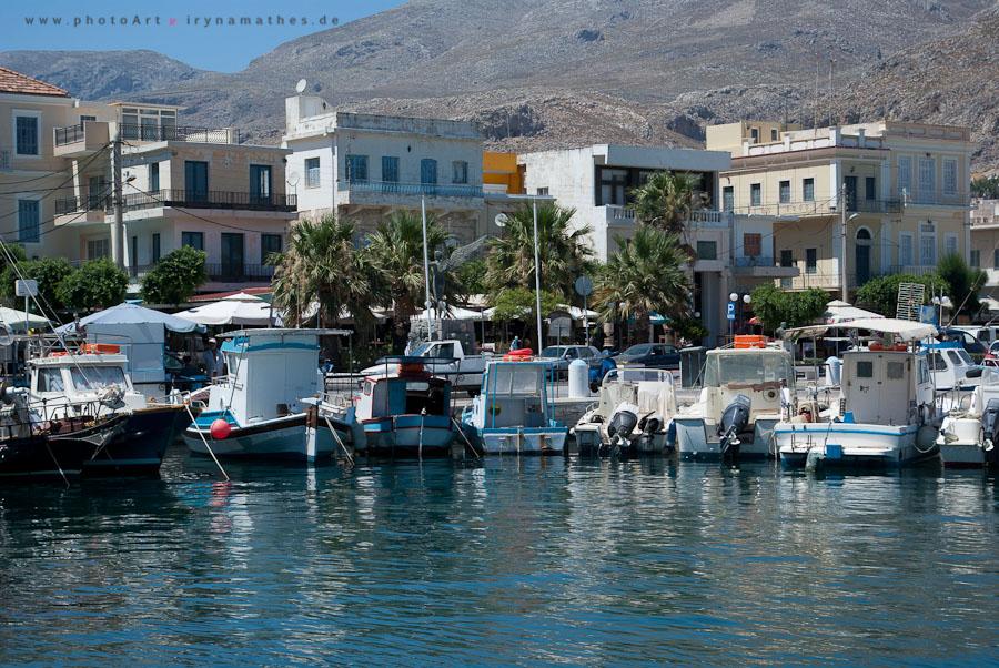 Insel Kalymnos, Griechenland