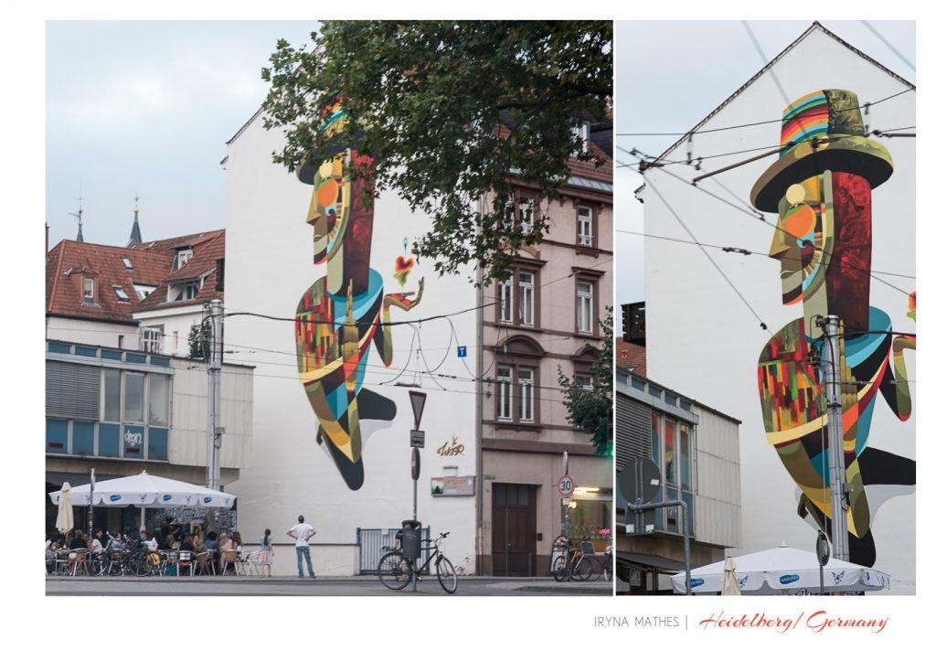 Stadt Leben, Streetart, Iryna Mathes photography