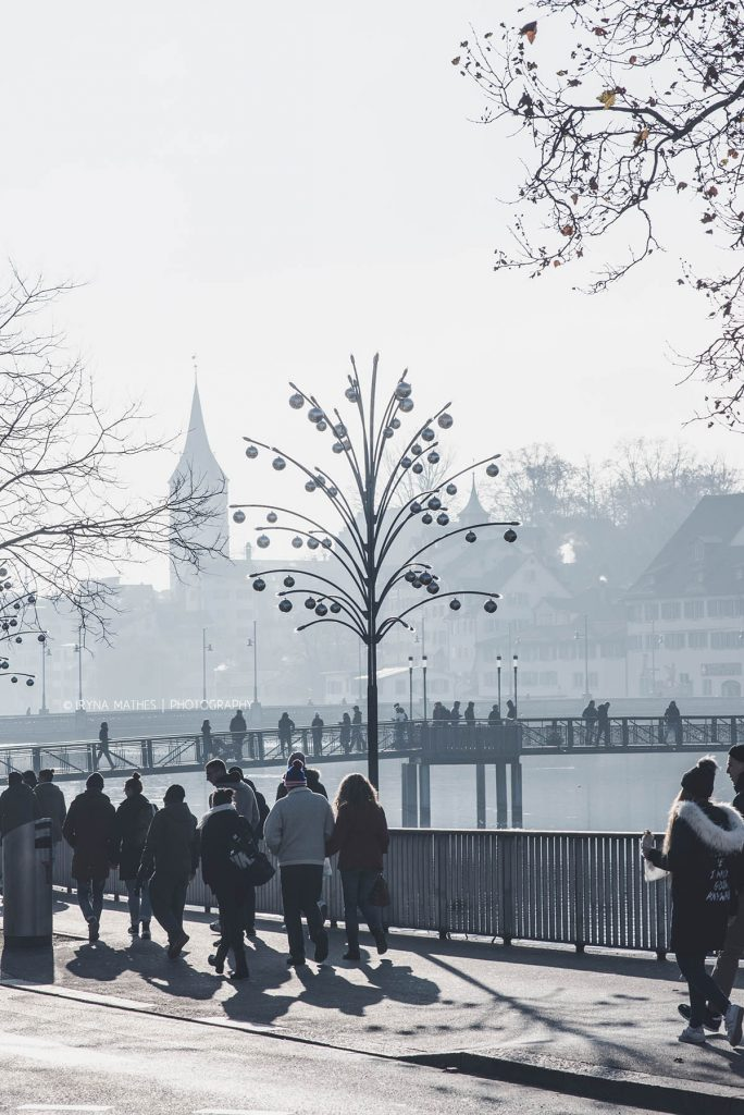 Zurich nach dem Silvester