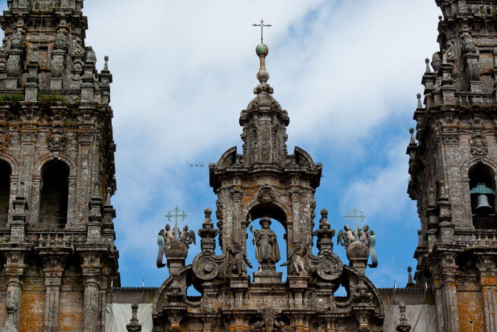 Die Kathedrale im Detail