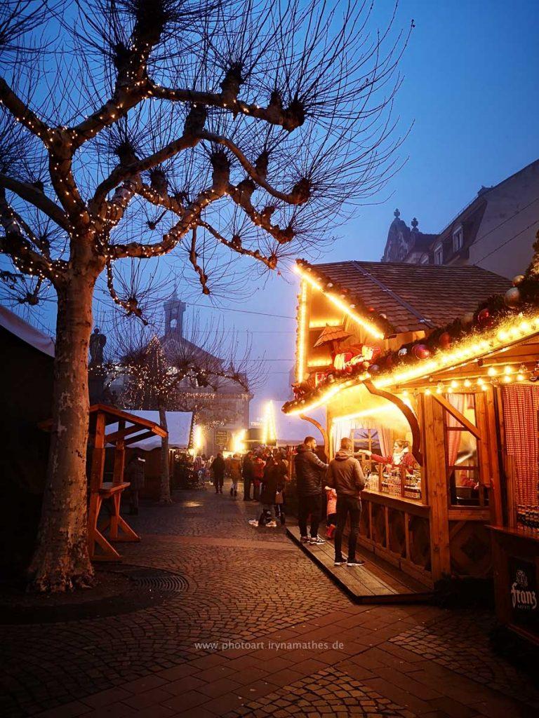 Rastatt, Weihnachtsmarkt