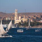 Reise nach Ägypten. Assuan