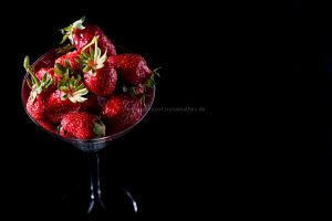 Strawberry Still Life