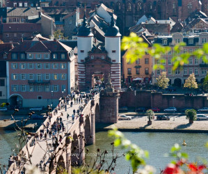 Stadtleben, Heidelberg