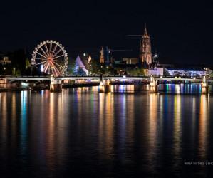 Frankfurt am Nacht