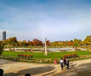 Paris im Herbst. Reise. Reise Fotografie Iryna Mathes