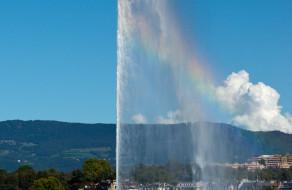 Genf, Schweiz im September 2011. Fotografie Iryna Mathes