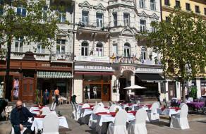 Karlsbad, Tschechien. Fotografie Iryna Mathes